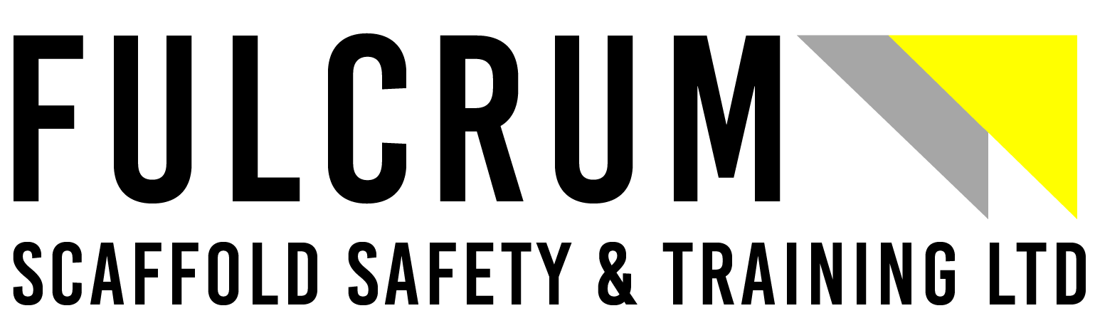 Fulcrum Scaffold Training Logo